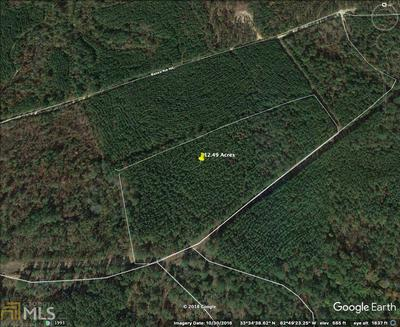 0 BATES RD 12.49 AC, Crawfordville, GA 30631 - Photo 1