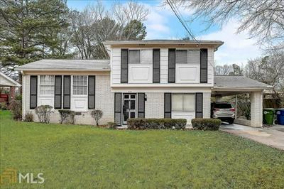335 DARTMOUTH DR SW, Atlanta, GA 30331 - Photo 1