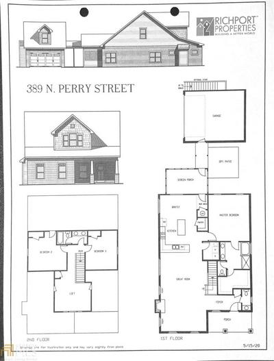 389 N PERRY ST, Lawrenceville, GA 30046 - Photo 1