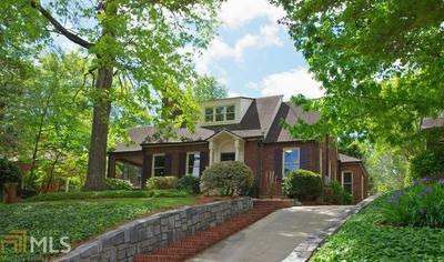 1165 ZIMMER DR NE, Atlanta, GA 30306 - Photo 2