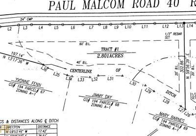 0 PAUL MALCOM RD # TR1, Good Hope, GA 30641 - Photo 1