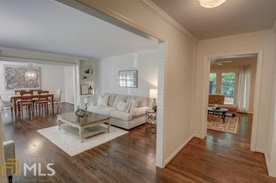 380 FOREST HILLS DR, Atlanta, GA 30342 - Photo 2