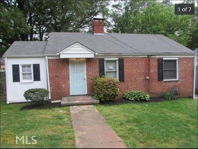 1168 FENWOOD ST SW, Atlanta, GA 30314 - Photo 1