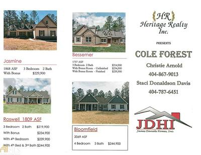 0 COLE FOREST BLVD, Barnesville, GA 30204 - Photo 1