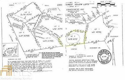 0 COVECREST HOLLOW, Tiger, GA 30576 - Photo 2