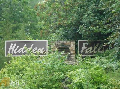 0 HIDDEN FALLS DR, Tiger, GA 30576 - Photo 1