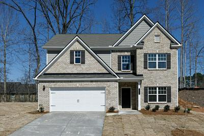 3490 MEADOW GRASS DR, Dacula, GA 30019 - Photo 2