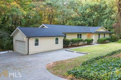 1555 SUNNYBROOK FARM RD, Sandy Springs, GA 30350 - Photo 1