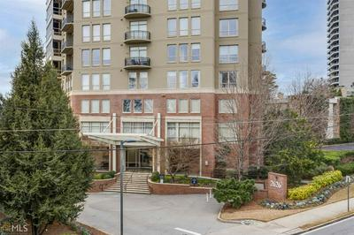 2626 PEACHTREE RD NW UNIT 407, Atlanta, GA 30305 - Photo 1
