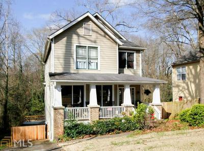 28 LAKEVIEW DR NE, Atlanta, GA 30317 - Photo 1