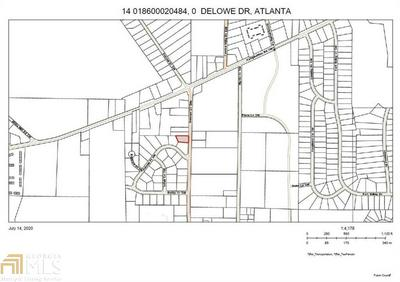 0 DELOWE DRIVE, Atlanta, GA 30311 - Photo 2