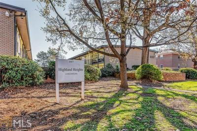 897 N HIGHLAND AVE NE APT A13, Atlanta, GA 30306 - Photo 2