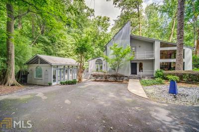1525 MOORES MILL RD NW, Atlanta, GA 30327 - Photo 1