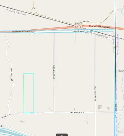 VIC AVE W4, Llano, CA 93544 - Photo 2