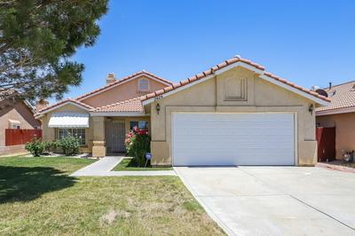 2424 20TH ST W, Rosamond, CA 93560 - Photo 1