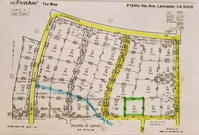 W 190TH STREET, Fairmont, CA 93536 - Photo 1