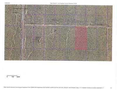 AVENUE X DRT VIC 207 ST. EAST, Llano, CA 93544 - Photo 1