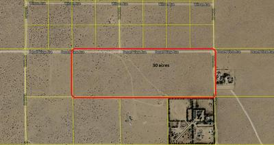 DESERT VIEW AVENUE, North Edwards, CA 93523 - Photo 1