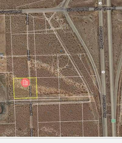 MEYER ROAD, Mojave, CA 93501 - Photo 1
