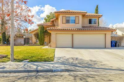 44569 STONEBRIDGE LN, Lancaster, CA 93536 - Photo 1