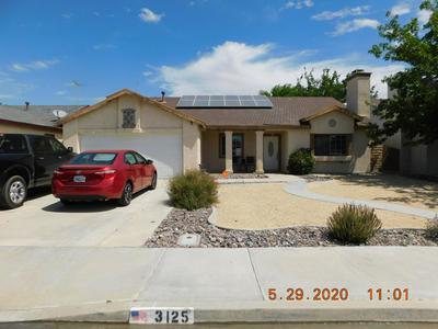 3125 MYRTLE AVE, Rosamond, CA 93560 - Photo 1