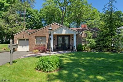 688 GALLOWS HILL RD, Cranford Township, NJ 07016 - Photo 1