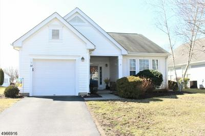 114 KENSINGTON CIR, White Township, NJ 07823 - Photo 2