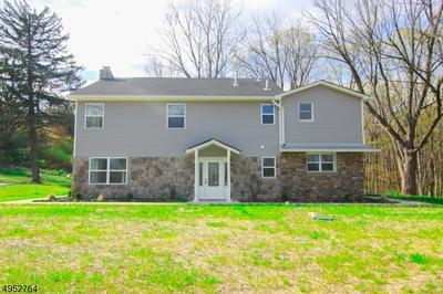 50 MOUNT VERNON RD, Blairstown Township, NJ 07832 - Photo 1