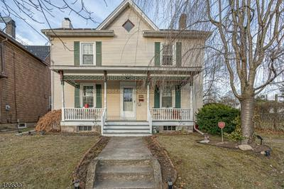 643 OXFORD ST, BELVIDERE, NJ 07823 - Photo 1