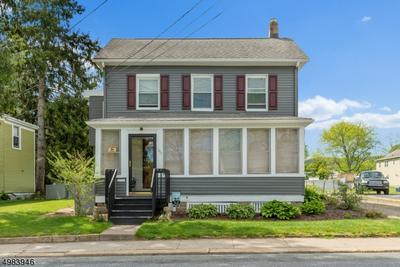 207 WILLOW GROVE ST, Hackettstown Town, NJ 07840 - Photo 1