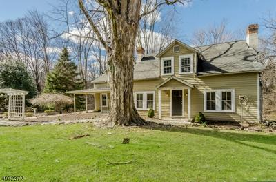 83 OLD MILL RD, CHESTER, NJ 07930 - Photo 1