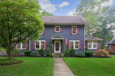 838 BOULEVARD, Westfield Town, NJ 07090 - Photo 1