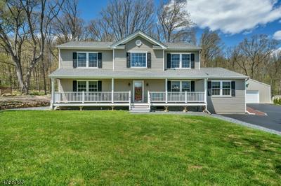 417 JANES CHAPEL RD, Mansfield Township, NJ 07863 - Photo 1