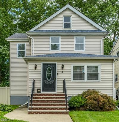 3 JOHNSON AVE, Cranford Twp., NJ 07016 - Photo 1