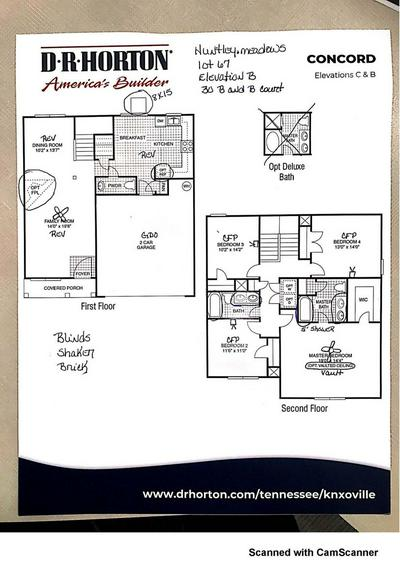 30 B AND B CT #LOT 67, ROSSVILLE, GA 30741 - Photo 2