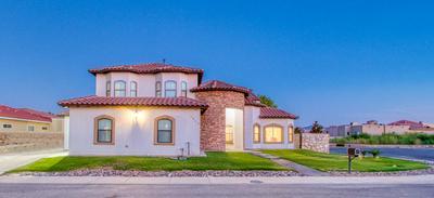4032 HACIENDA ROJA DR, El Paso, TX 79922 - Photo 2