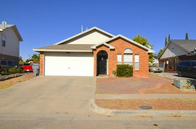 11913 OAK CROSSING DR, El Paso, TX 79936 - Photo 1