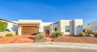6252 FRANKLIN RIDGE DR, El Paso, TX 79912 - Photo 1