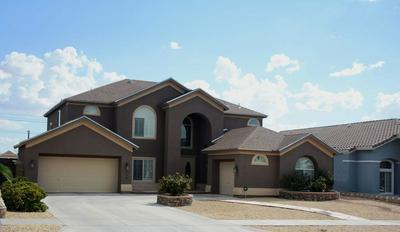 720 PHIL HANSEN DR, CANUTILLO, TX 79835 - Photo 1