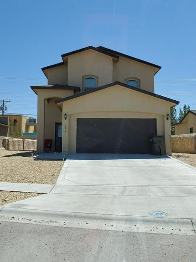 393 ISAIAS AVE, Canutillo, TX 79835 - Photo 1