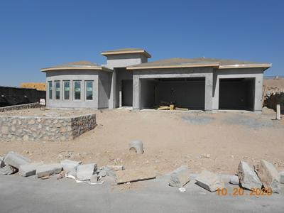 7385 WOODEN NICKEL DR, El Paso, TX 79911 - Photo 1