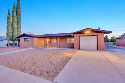6032 BEL MAR AVE, El Paso, TX 79912 - Photo 1