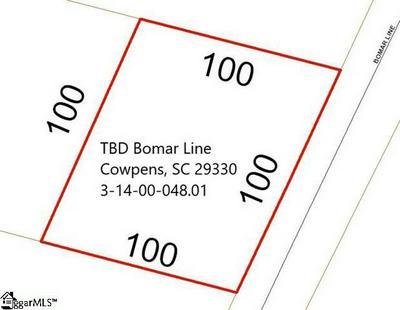 00 BOMAR LINE, Cowpens, SC 29330 - Photo 1