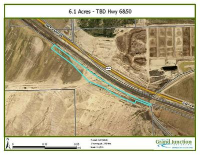 TBD HIGHWAY 6&50, LOMA, CO 81524 - Photo 1