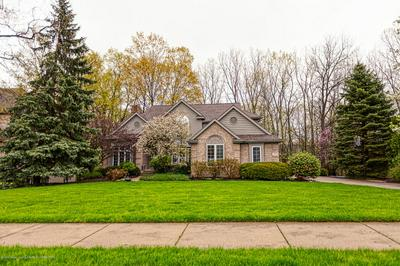 3668 FAIRHILLS DR, OKEMOS, MI 48864 - Photo 1