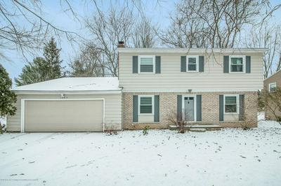 1603 PEBBLESTONE DR, OKEMOS, MI 48864 - Photo 1