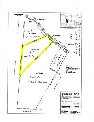 LOT 2 STATE ROUTE 165, Roseboom, NY 13450 - Photo 1