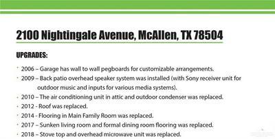2100 NIGHTINGALE AVE, McAllen, TX 78504 - Photo 2