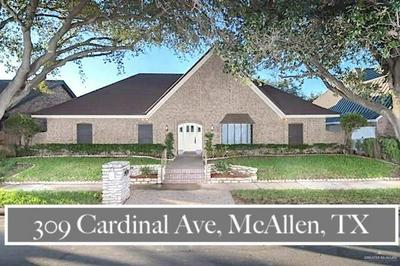 309 CARDINAL AVE, MCALLEN, TX 78504 - Photo 1
