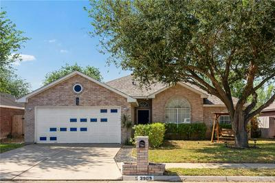 3909 WARBLER AVE, MCALLEN, TX 78504 - Photo 1